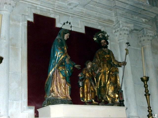 Sagrada Familia. Antonio Molinari