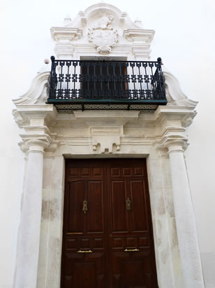 Museo Histórico Municipal (Casa de las Columnas) - Santaella