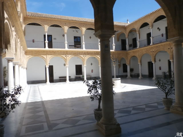 Universidad de Osuna - Patio