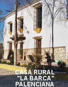 Finca Rural La Barca, alojamiento rural Casa la Barca en Palenciana, casa rural completa