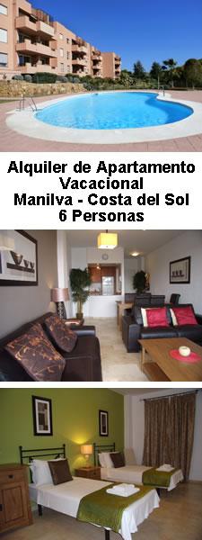 Alquiler de apartamento vacacional en Manilva - Costa del Sol
