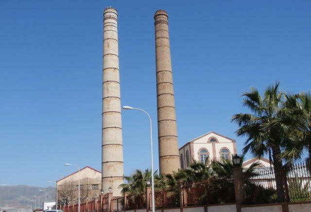 Adra - Alcoholera - Fábrica Axucarera