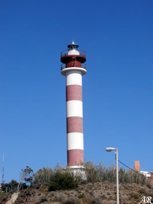 Lighthouse in Adra