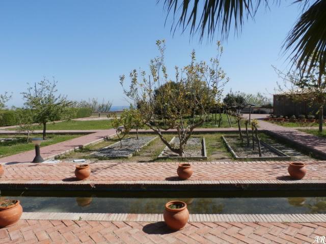 Jardín de las Culturas Mediterráneas