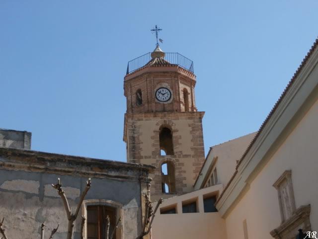 Parish Church of San Nicolás de Bari - Alhama de Almeria