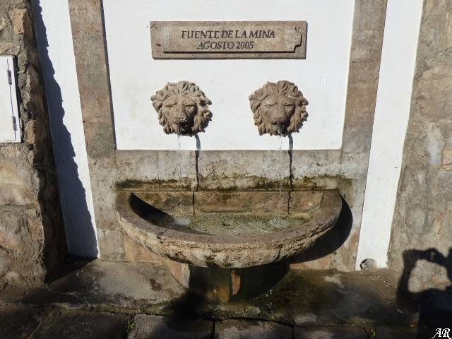 Fuente de la Mina - Alicún