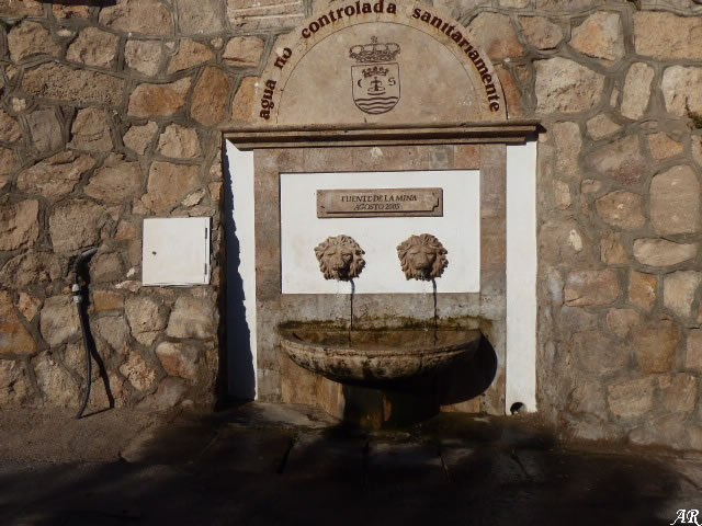 Mina Fountain - Alicún