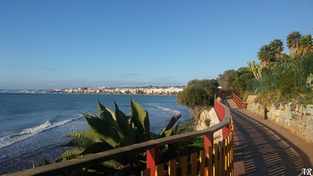 Panoramic of Estepona