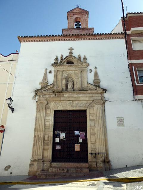 Iglesia de la Candelaria de Aguilar de la Frontera
