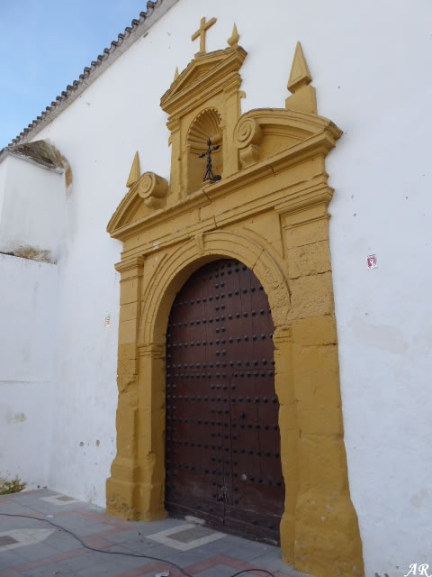 Vera Cruz Church - Aguilar de la Frontera