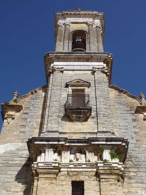 Iglesia del Hospital de la Caridad de Aguilar de la Frontera