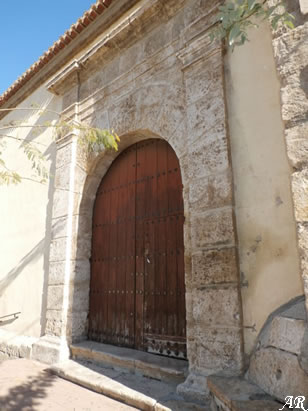 Iglesia Parroquial de San Patricio de Albuñol - Portada