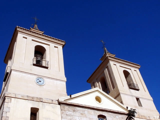 San Patricio Parish Church - Albuñol