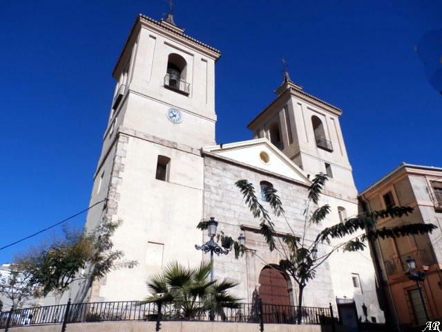 Iglesia Parroquial de San Patricio de Albuñol