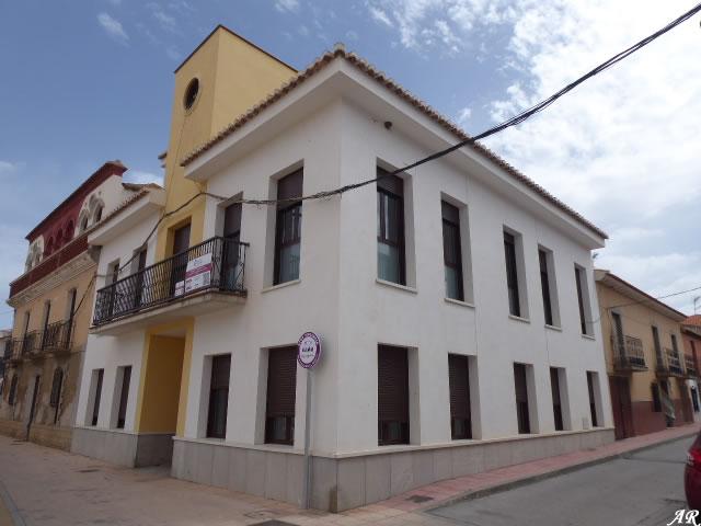 Casa Consistorial de Albuñán