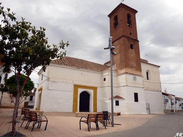 Iglesia de Ntra. Sra. de la Anunciación de Albuñán