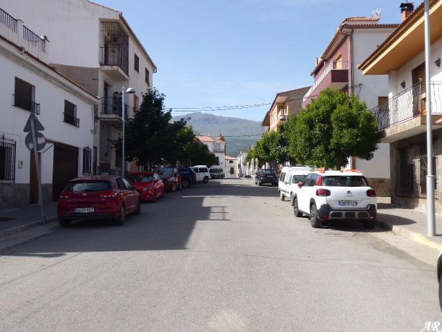 Avenida de Granada de Aldeire