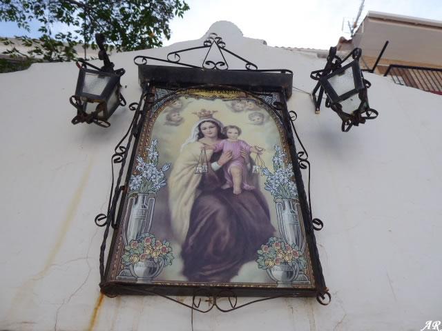 Virgen del Carmen - Aldeire