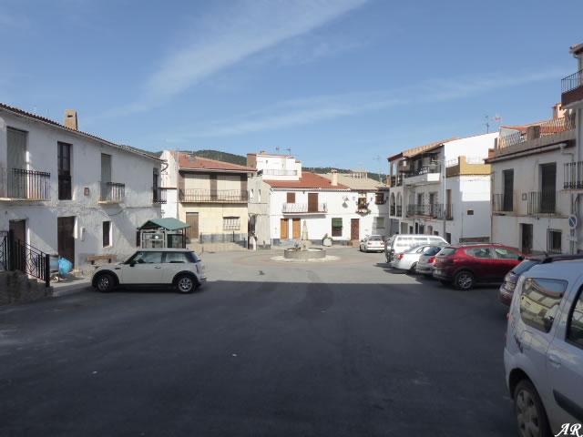 Plaza Constitución - Aldeire