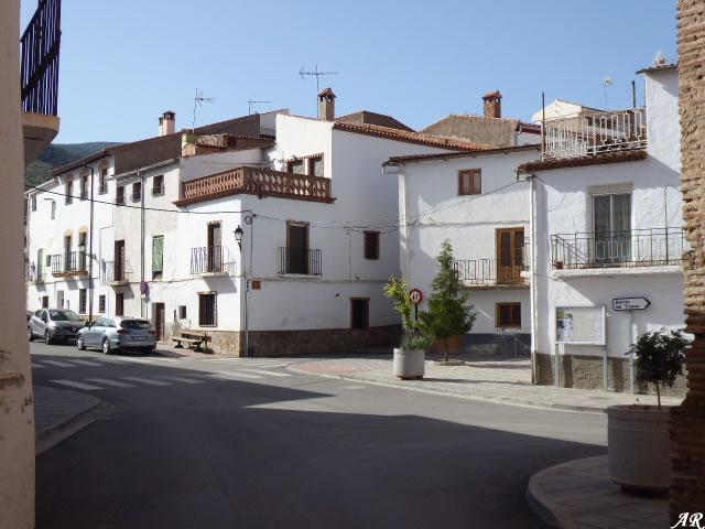 Plaza Federico García Lorca de Aldeire