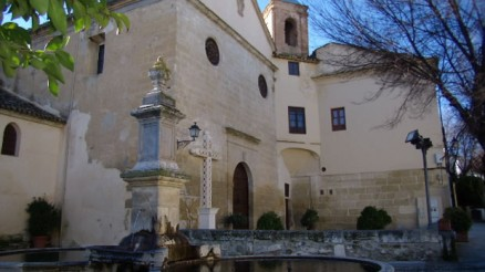 Iglesia del Carmen de Alhama de Granada