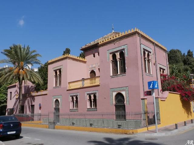 almuñecar-palace de la najarra
