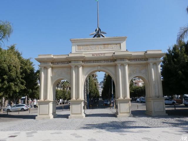 Puerta de Almuñecar