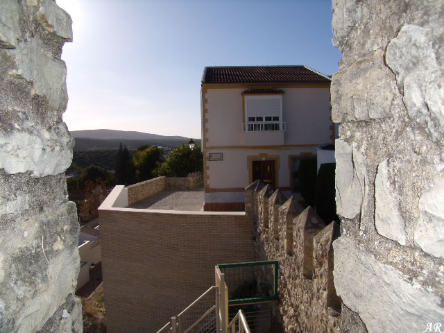 Cabra - Castillo - Murallas