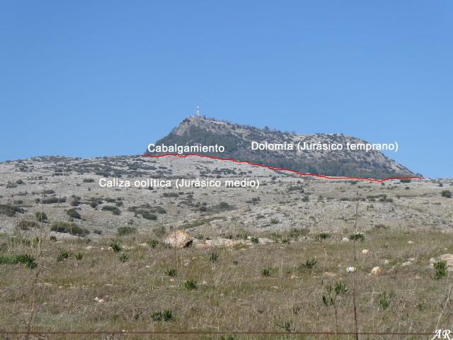 Klippe del Picacho