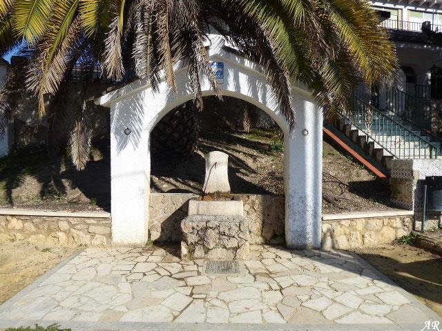 Fuente del Atajadero de Cabra