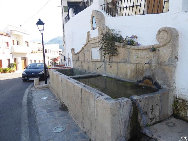 Fuente Larga - Canjáyar
