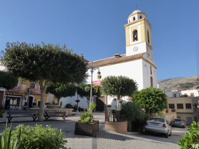 Iglesia de la Santa Cruz del Voto de Canjáyar