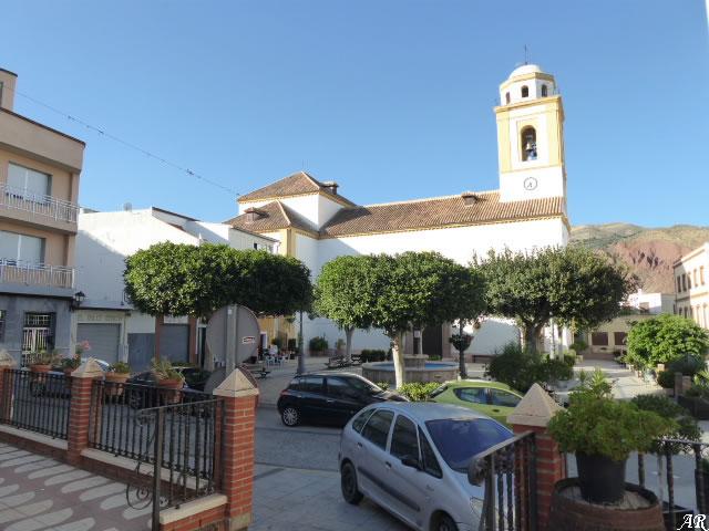 Santa Cruz del Voto Church & Constitucion Square