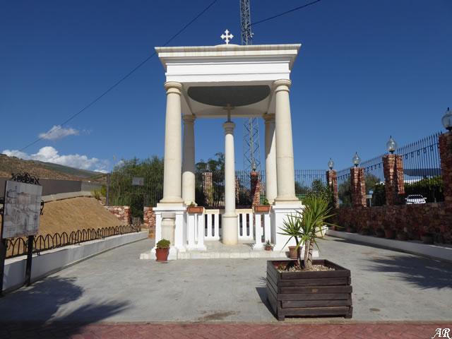 Templete de la Cruz Blanca de Canjáyar