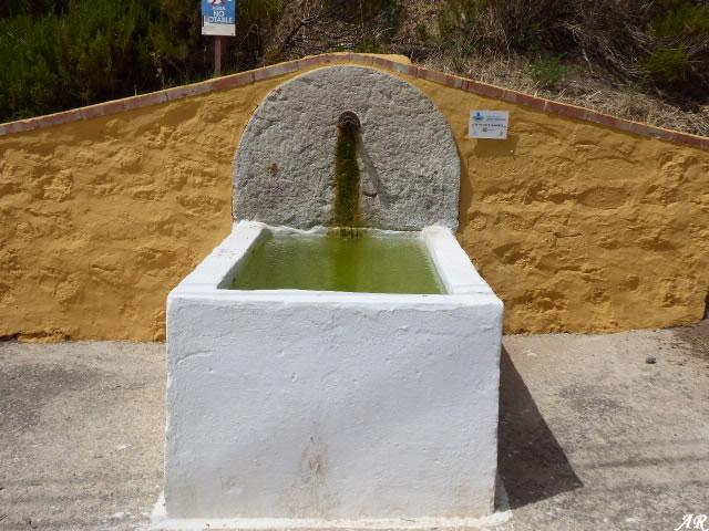 Fuente de la Manurga - Carcabuey
