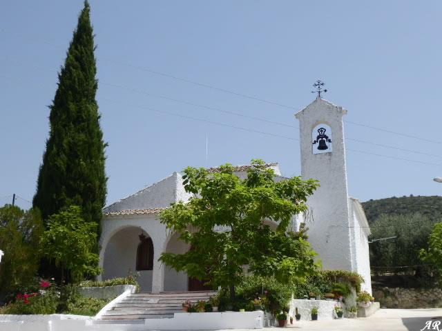 Iglesia del Poblado de Algar de Carcabuey