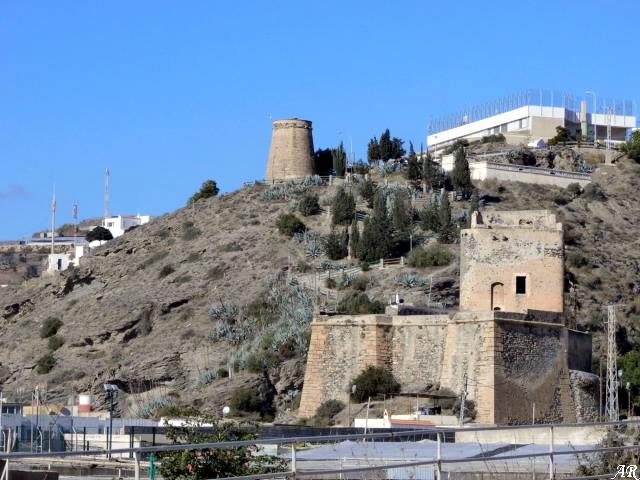 Castillo y Torre de la Rábita
