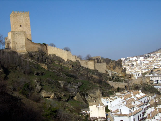Castle of La Yedra - Museum of Popular Arts and Customs of the Alto Gualdalquivir