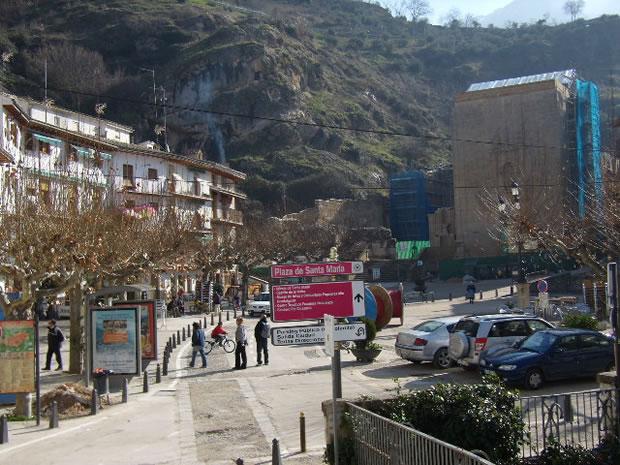 Cazorla - Plaza de Santa María