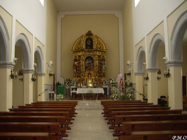 Santa Ana Parish Church - Conquista