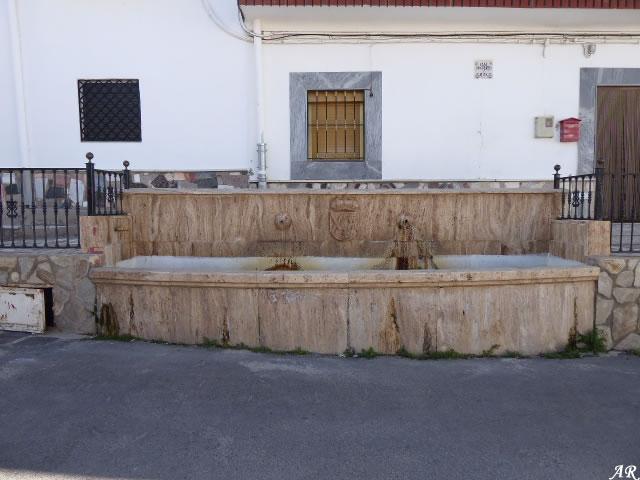 Fuente de la Plaza del Ayuntamiento