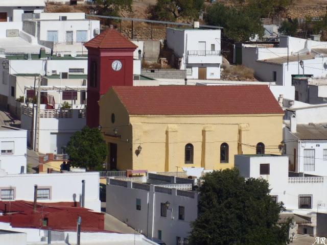 Iglesia de Santa Teresa de Enix