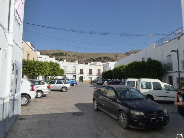Glorieta de San Roque