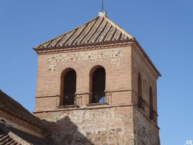 Torre de la Iglesia Parroquial de Nuestra Señora de la Encarnación de Felix