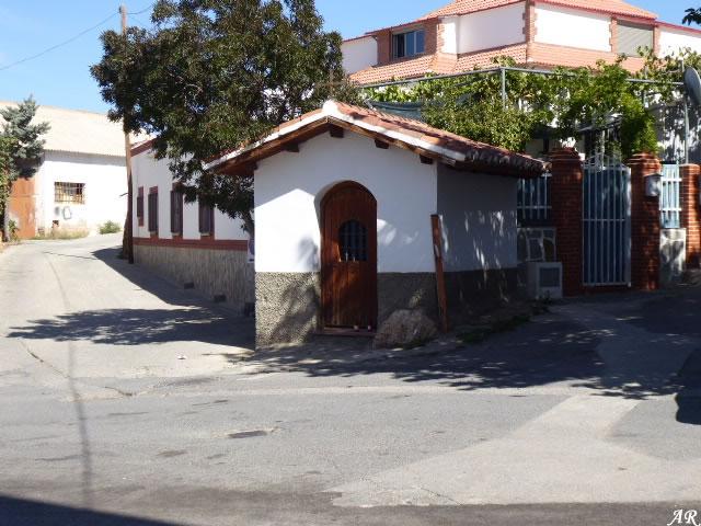 Ermita de las Ánimas de Ferreira