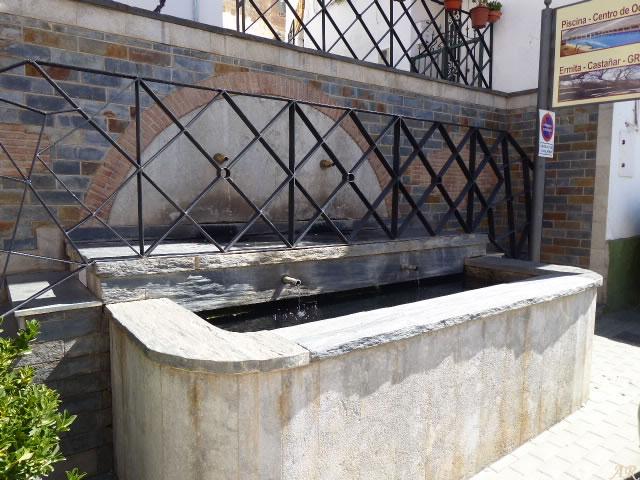 Constitución Square Fountain