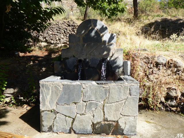 Virgen de la Cabeza Fountain - Ferreira