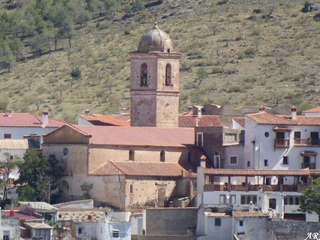 Iglesia Parroquial de la Anunciación de Ferreira