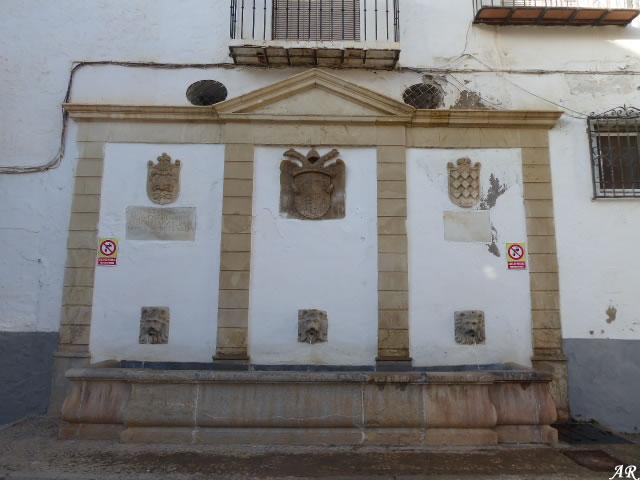 Caño de Santa Ana de Guadix
