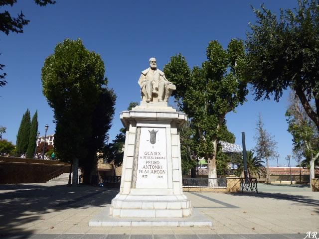 Parque de Pedro Antonio de Alarcón - Guadix